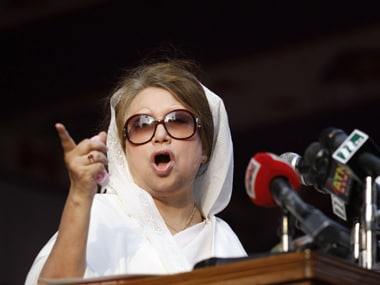 Bangladesh court orders arrest of Khalida Zia for 2015 arson attack that killed eight people