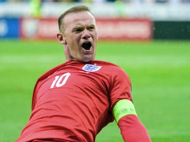 File image of England captain Wayne Rooney. AFP