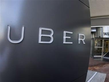 Uber. Reuters.