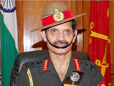 Indian Army Chief General Dalbir Singh. PTI