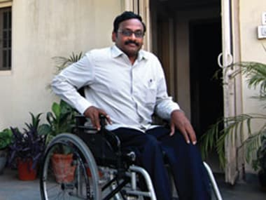 GN Saibaba. Firstpost