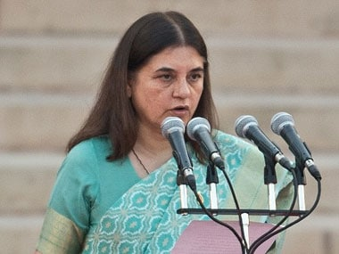 Maneka Gandhi says CCTVs in buses don't ensure women's safety, not effective in preventing molestation