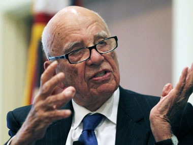 Rupert Murdoch set to step down as Fox CEO; son James to take over