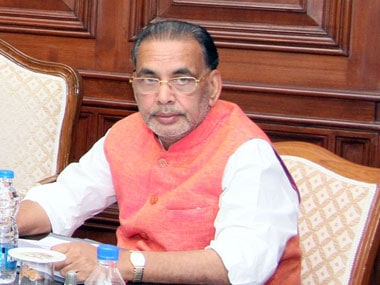 File image of Agriculture Minister Radha Mohan Singh. PIB