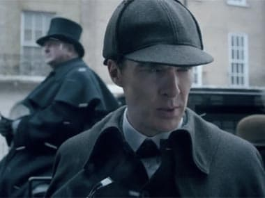 Get ready, Sherlock fans: The vintage special footage is out and Doyle would be proud