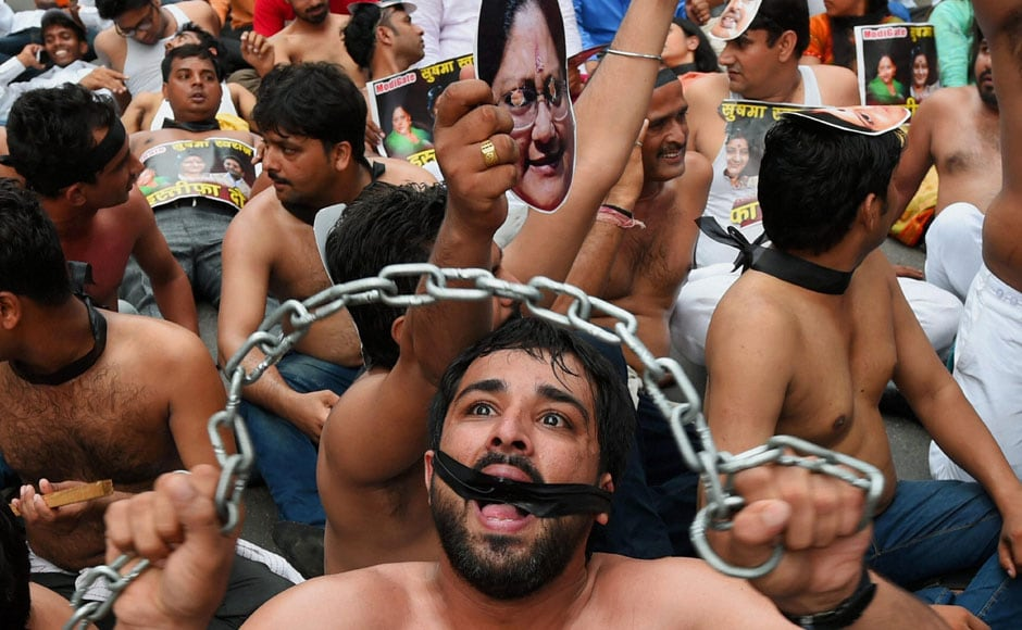 03_Youth-Congress-protest
