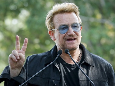 U2 frontman Bono deserved all the 'rage' he got for lamenting that contemporary music has 'gotten very girly'