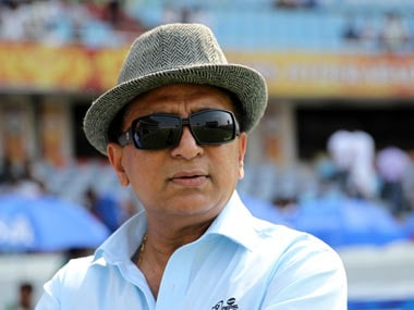 File picture of Sunil Gavaskar. BCCI