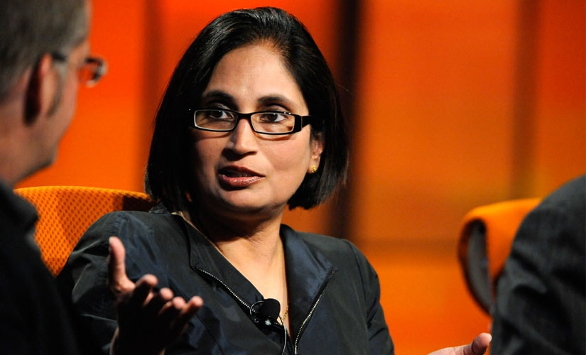 Padmasree Warrior, CTO, Cisco. Reuters