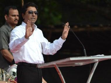 Maharashtra Navnirman Sena chief Raj Thackeray. Parag Shinde/Firstpost