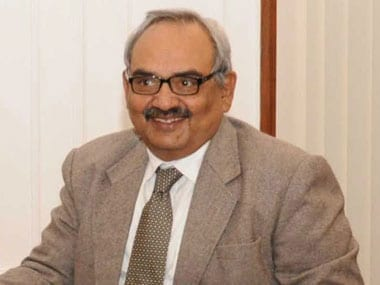 File image of Rajiv Mehrishi. Image Courtesy: PIB