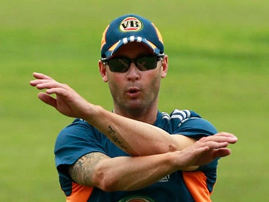 File picture of Michael Clarke. Reuters