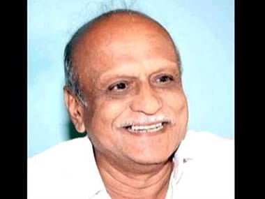 File image of MM Kalburgi. PTI