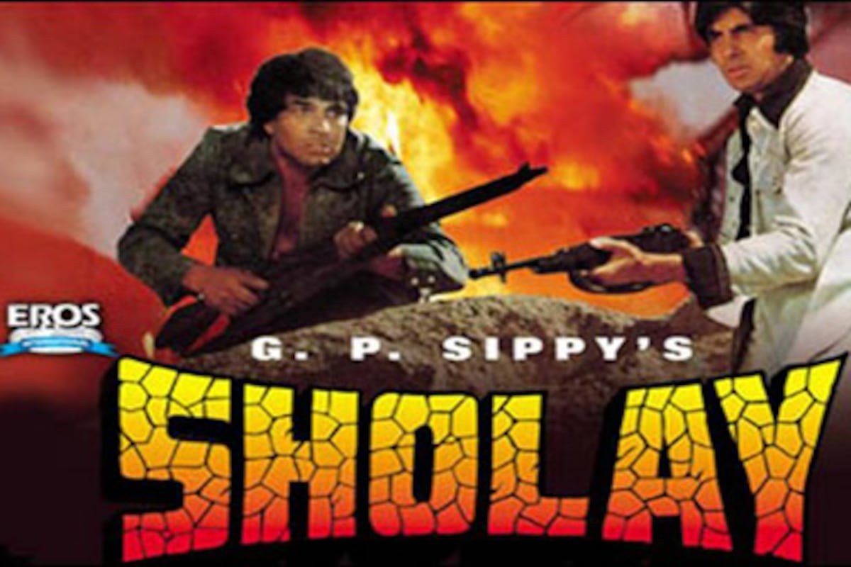 Throwback Thursday What Makes A Film Like Sholay So Timeless Entertainment News Firstpost