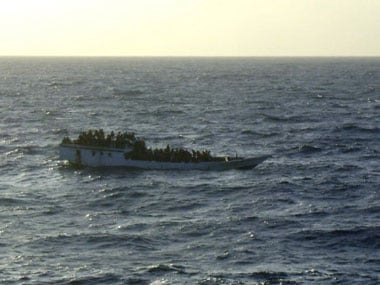 Suspected North Korean boat washes ashore in central Japan; eight bodies recovered