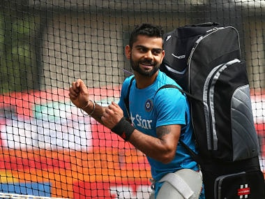 File picture of Virat Kohli. Getty
