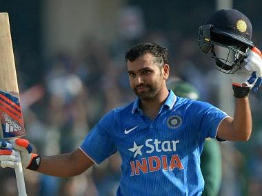Rohit Sharma. AFP Photos