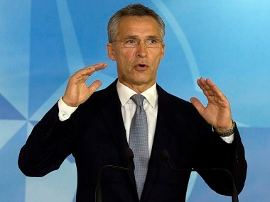 NATO chief says UN treaty alone won't rid world of nuclear weapons, emphasises need of 'painful disarmament' period
