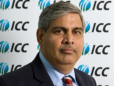 File photo of Shashank Manohar. Getty Images