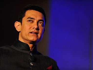 Aamir Khan. Getty Images