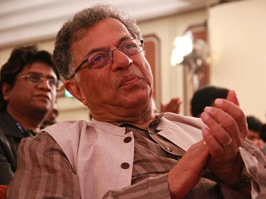 Jnanpith laureate Girish Karnad. Image courtesy: IBNLive