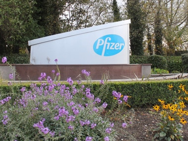 The Pfizer campus in US. Reuters