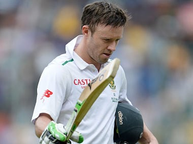 File image of AB de Villiers. AFP