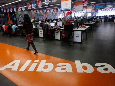 Alibaba. Reuters.