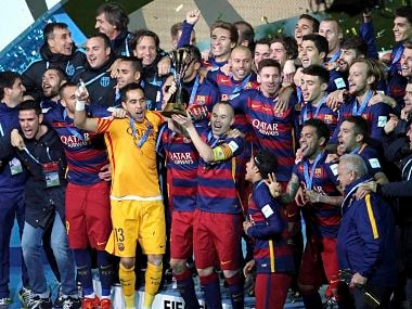 FIFA Club World Cup: Messi, Suarez power Barcelona to third world title