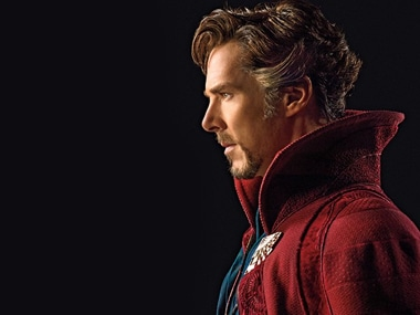 Strangely magical:  Behold Benedict Cumberbatch's first look as Marvel sorcerer 'Doctor Strange'