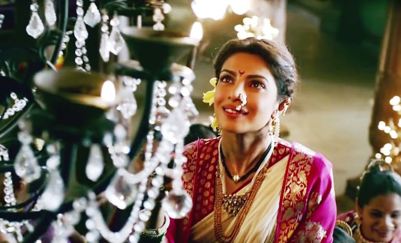 Best Actress in a Supporting Role 2016: Priyanka Chopra for Bajirao Mastani