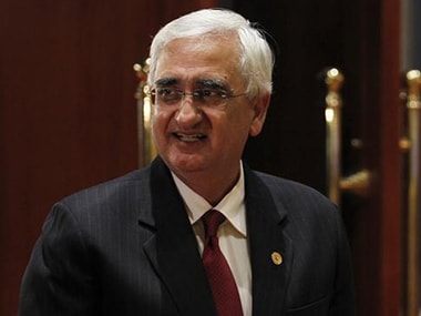 Salman Khurshid. Reuters