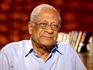 AB Bardhan passes away / Pic courtesy IBN Live