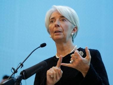 IMF Managing Director Christine Lagarde - Reuters