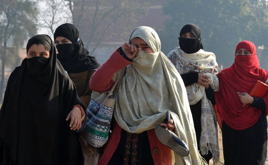 The number of dead rose rapidly after armed men stormed the Bacha Khan university in Charsadda, about 50 kilometres (30 miles) from the city of Peshawar, in the latest attack to hit the militant-infested region. AFP PHOTO