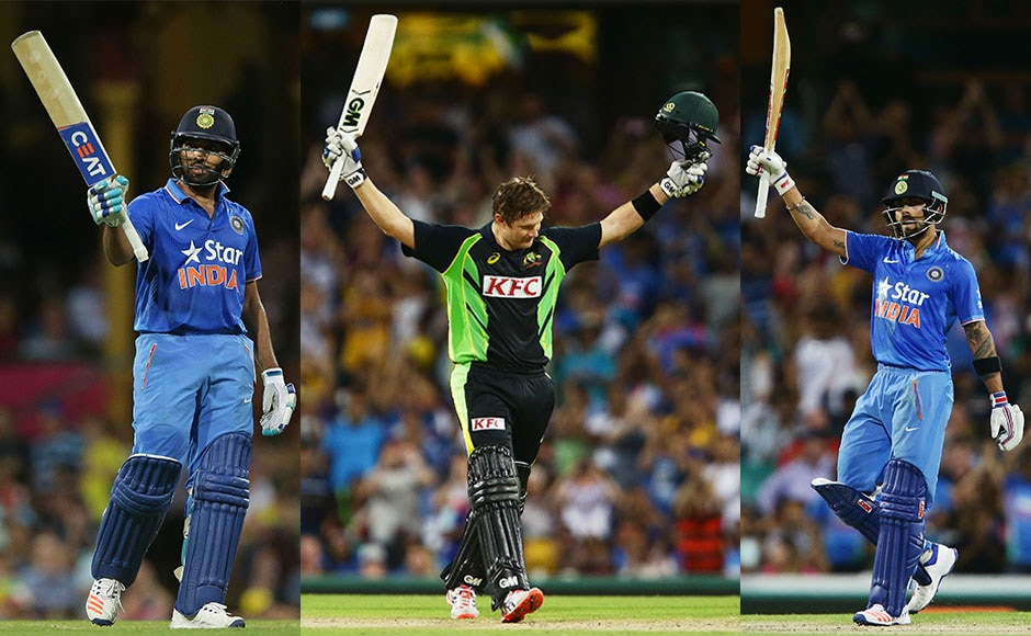Raina proved a point with his bat and scored 49 not out off 25 balls to power India to victory. Getty