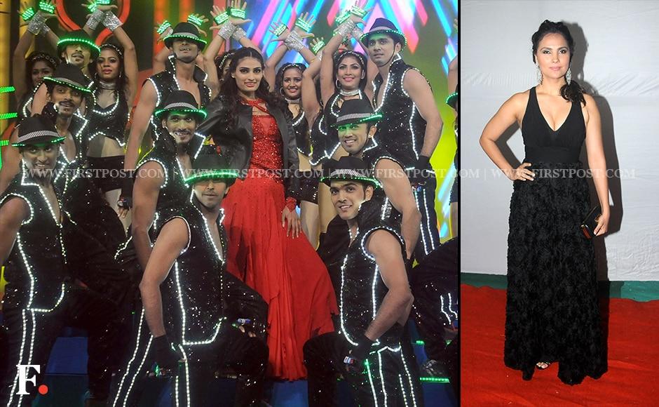 Athiya Shetty's ravishing dance performance; Lara Dutta makes an appearance. Sachin Gokhale/Firstpost