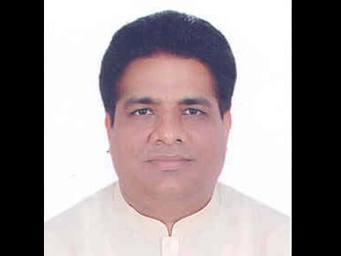 Bhupendra Yadav in a file photo. Image courtesy: www.archive.india.gov.in