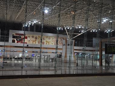 Chandigarh airport. Image courtesy: aai.aero.com