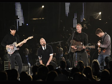Coldplay. Reuters