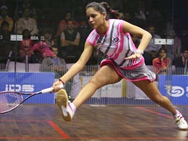 File picture of Dipika Pallikal. Getty