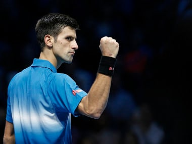 Novak Djokovic can better his incredible 2015. AFP
