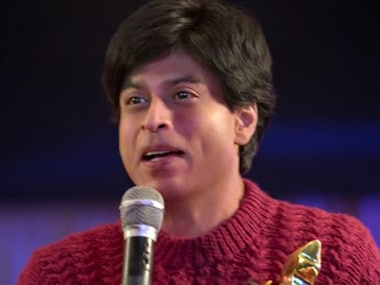 Shahrukh Khan. YouTube screengarb