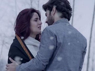 Fitoor trailer. Screen grab from YouTube.