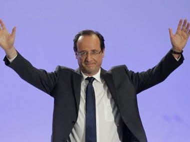 French President Francois Hollande. AFP