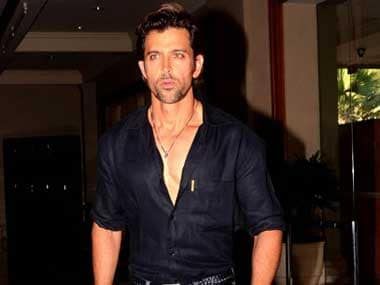 Hrithik Roshan. Image from AFP