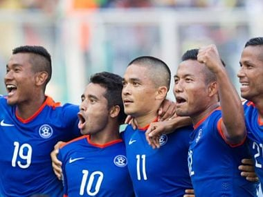 SAFF Cup final, as it happened: Chhetri the match-winner as India reclaim title from Afghans