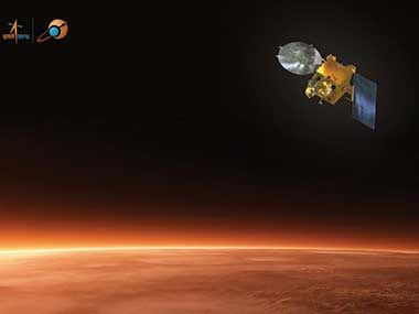 Mangalyaan. Image Credit: Official Isro website