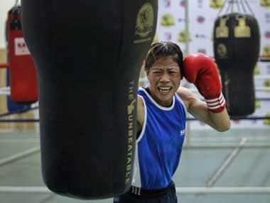 File photo of Mary Kom. Reuters