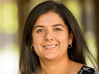 Nandini Deo. Image Courtesy: Lehigh University